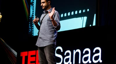 TED talks' unlikely success in Yemen