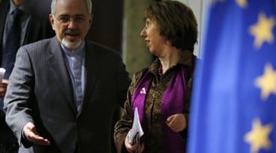 Iranian Foreign Minister Mohammad Javad Zarif accused Israel of trying to sabotage the talks [Reuters]