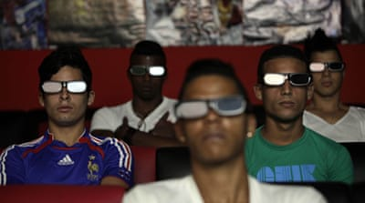 Cuba bans privately run cinemas