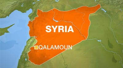 Syria rebels launch string of suicide attacks