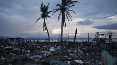 The economic toll of Typhoon Haiyan