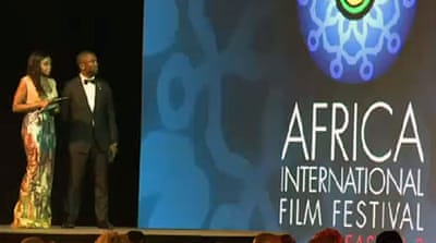 Film industry in Nigeria threatened by piracy