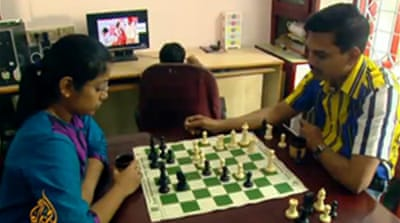 India's chess capital trains new masters