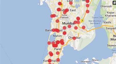 Mapping unsafe areas for women in Mumbai