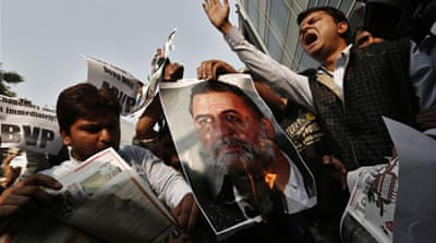 Tejpal's alleged sex crime is dominating TV talk shows and triggered protests on the streets [Reuters]