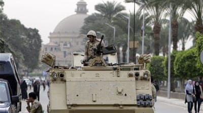 Egypt moves constitution referendum date