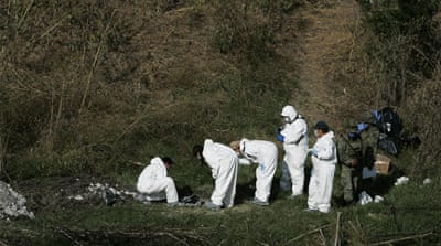 Mexico mass graves give up their secrets