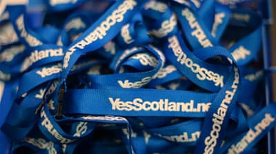 Roadmap for Scottish independence unveiled