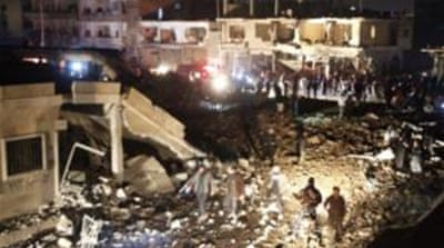 Scud missile hits Syrian city: activists