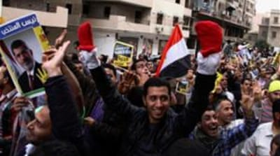Egyptians on streets to defy new protest law