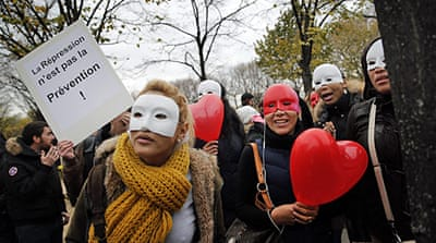 France votes to penalise sex workers' clients