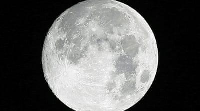 Chinese lunar rover lands on moon - Al Jazeera English