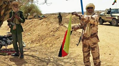 A Tuareg uprising in northern Mali last year plunged the country into chaos [Reuters]