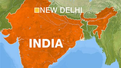 Indian MP's wife held over death of maid