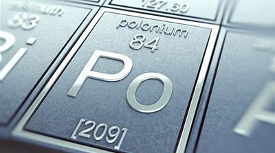 What is polonium?
