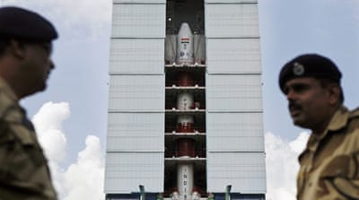 India launches Mars exploration mission