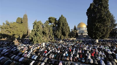 Debate over prayer at Jerusalem holy site