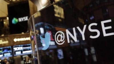 Twitter IPO met with protest over tax breaks