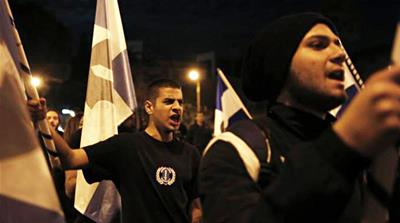Cyprus' Golden Dawn wing confident of success