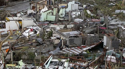 Reporter's account of Philippine typhoon