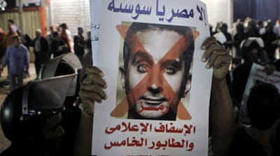 Egypt's media: Marching in step?