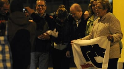 Spain frees ETA prisoners after rights ruling