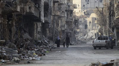 Syria: 'Unparalleled human suffering'