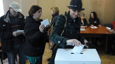 Croatians reject gay marriage in referendum