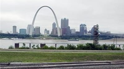 Cities like St Louis may be a cheaper, more fertile alternative for creativity [Derik Holtmann/AP]
