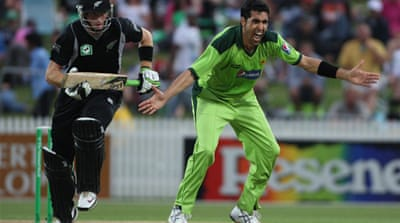 Umar Gul has not played for Pakistan since undergoing knee surgery in May this year [Getty Images]