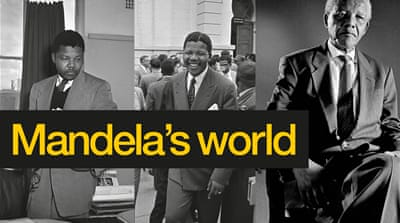Mandela's world