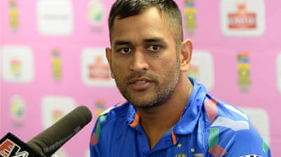 Dhoni and his team face a stiffer Test against the South Africans in the Test series [Getty Images]
