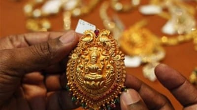 Fortune smiles on Indian gold smugglers