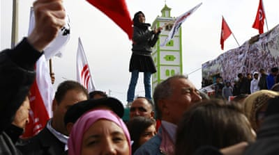 Some Tunisians still waiting for revolution