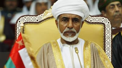 Oman - led by Sultan Qaboos bin Said - opposes joining a union comprising the six Gulf countries [Reuters]