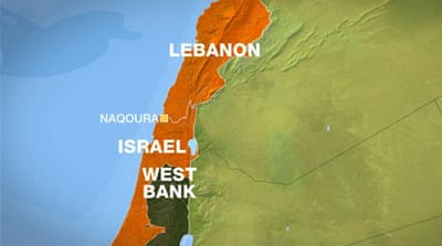 Israeli soldier killed near Lebanon border