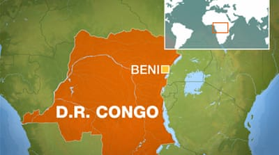 The killings highlight the challenge facing Congo's army and UN forces [EPA]