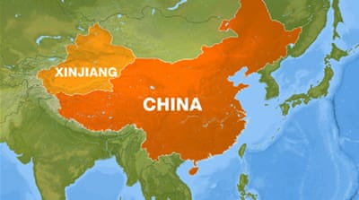 Deadly blasts strike China's Xinjiang
