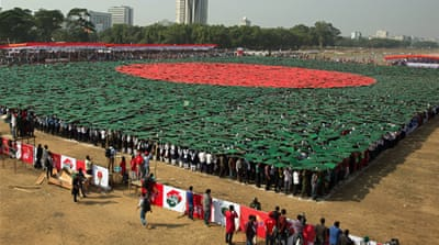 In Pictures: Bangladesh Victory Day