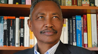 Abdiweli Mohamed Ali has accused Puntland's president of misrule ahead of the January election [Reuters]