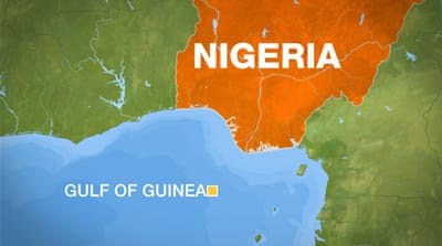 Pirate attacks off the coast of Nigeria have increased by a third this year [Al Jazeera]