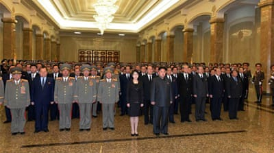 Kim Jong-il remembered across North Korea