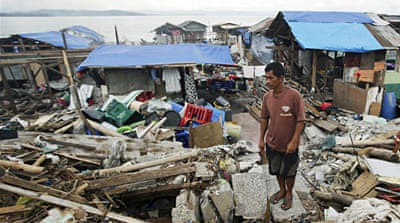 The Philippines calls on donors to partake in four-year plan to undo multi-billion damage caused by Haiyan [AFP]