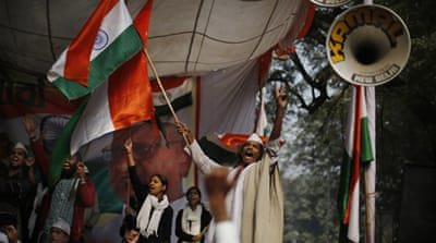 India passes 'historic' anti-graft bill