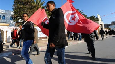 Tunisia marks third anniversary of uprising