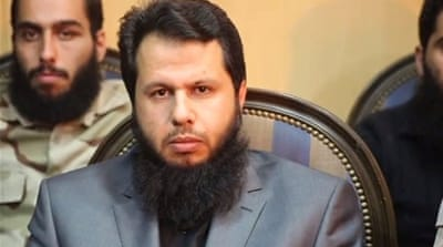 Syria rebel leader killed in bomb attack