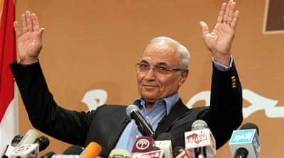Shafiq narrowly lost to Morsi in the 2012 presidential poll after which he left to the UAE [Reuters]