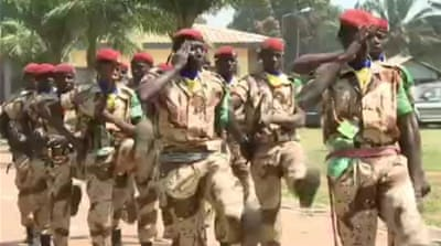 New peacekeeping force amasses in CAR