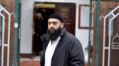 Usman Ali was accused of influencing the killers of British soldier Lee Rigby [Simon Hooper/Al Jazeera]