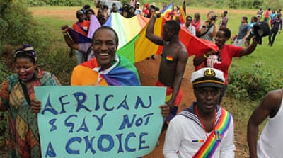 Uganda anti-gay bill close to becoming law